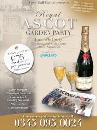 Royal Ascot Garden Party