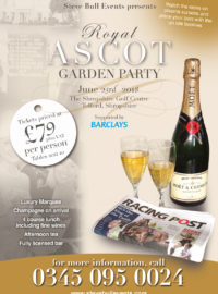 Royal Ascot Garden Party