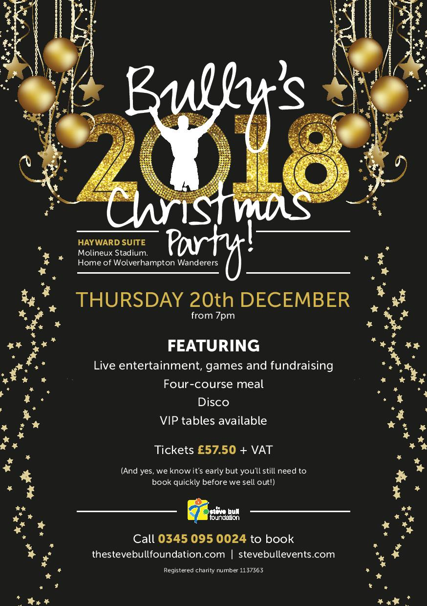 Bully's 2018 Christmas Party