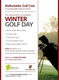 Winter Golf Day