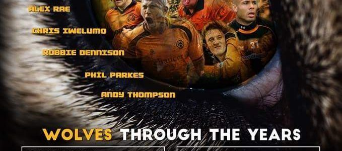 Wolvespack Events presents A Night Of Legends – Wolves Through The Years
