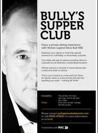 Bully's Supper Club