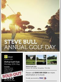 Steve Bull Annual Golf Day – Sold Out