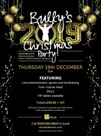 Bully's 2019 Christmas Party