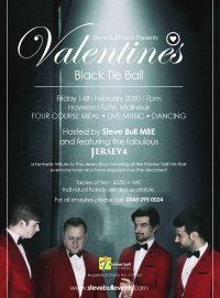 Valentines Black Tie Ball