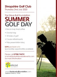 Summer Golf Day