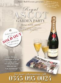 Royal Ascot Garden Party (sold out)