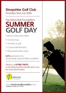 Summer Golf Day