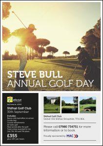 Steve Bull Annual Golf Day